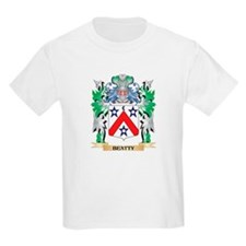 Beatty Coat of Arms - Family Crest T-Shirt