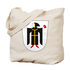 Munchen Coat of Arms Tote Bag