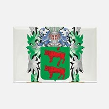 Becerra Coat of Arms - Family Crest Magnets