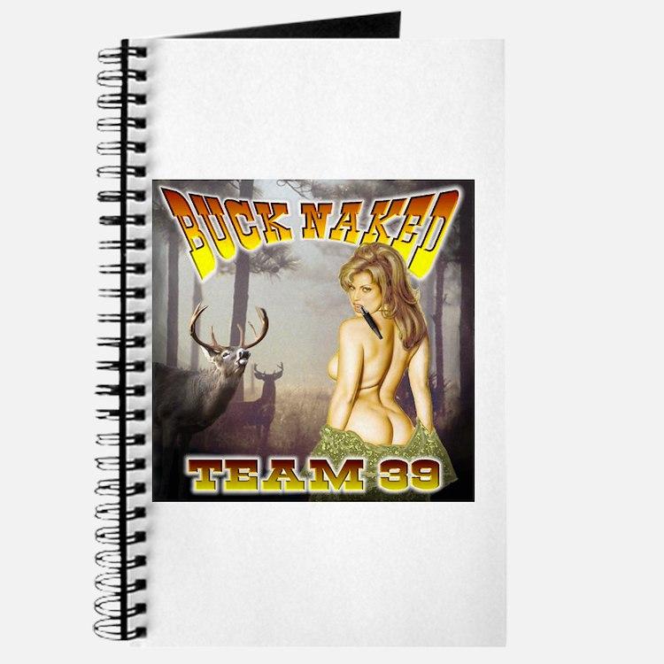 """Team 39 """"Buck Naked """" Journal"""