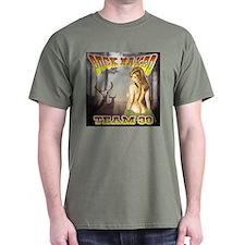 """Team 39 """"Buck Naked """" T-Shirt"""