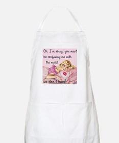 You must be confused BBQ Apron