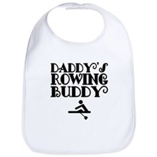 Daddys Rowing Buddy Bib