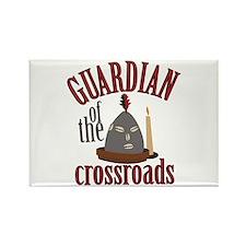 Guardian Of Crossroads Magnets