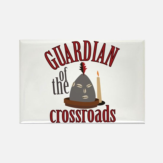 Guardian Of Crossroads Magnets
