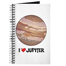 I Love Jupiter Journal