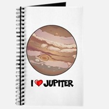 I Love Jupiter Journal