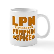LPN Powered by Pumpkin Spice Mug