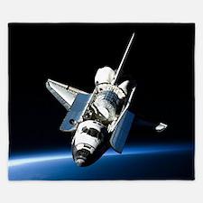 Space Shuttle King Duvet