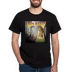 Buck naked nude hunting shirt Dark T-Shirt
