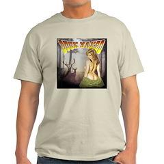 Buck naked nude hunting shirt T-Shirt
