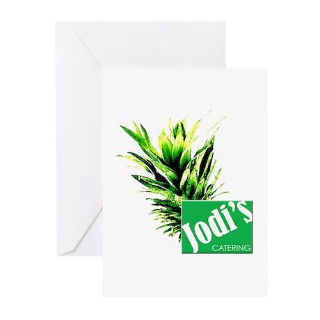 Jodi's Catering Greeting Cards (Pk of 20)