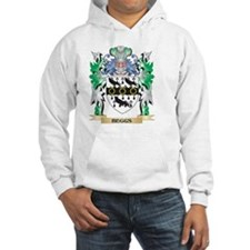 Beggs Coat of Arms - Family Cres Hoodie