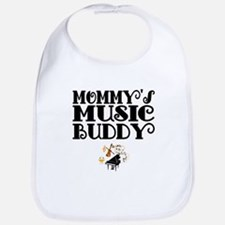 Mommys Music Buddy Bib