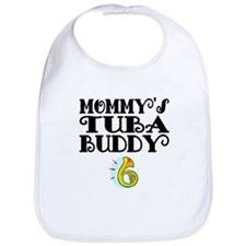 Mommys Tuba Buddy Bib