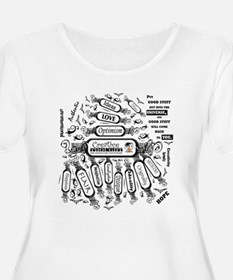 Creative Thought Graphic T-Shirt