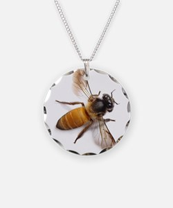Cute Honey bee Necklace