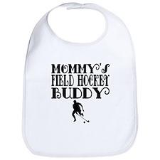 Mommys Field Hockey Buddy Bib
