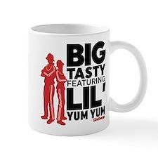 Big Tasty Lil Yum Yum Goldbergs Mugs