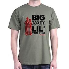 Big Tasty Lil Yum Yum Goldbergs T-Shirt