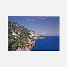 Beautiful Amalfi Coast Italy Magnets