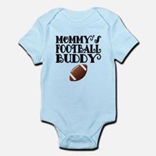 Mommys Football Buddy Body Suit