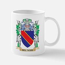 Beltrani Coat of Arms - Family Crest Mugs