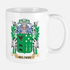 Beltran Coat of Arms - Family Crest Mugs