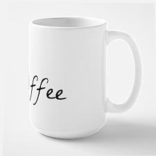 Fun Coffee Mug - Blue Large Mugs