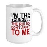 Rules Large Mugs (15 oz)