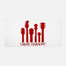 CREATE HARMONY Beach Towel
