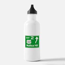 NJTP Logo-free Exit 2 Water Bottle