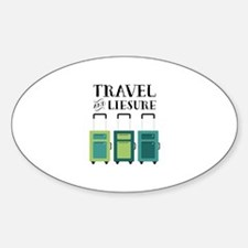 Travel And Leisure Decal