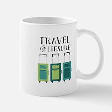 Travel And Leisure Mugs