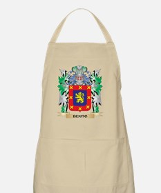 Benito Coat of Arms - Family Crest Apron