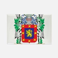 Benito Coat of Arms - Family Crest Magnets
