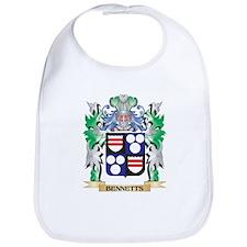 Bennetts Coat of Arms - Family Crest Bib
