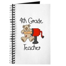 4th Grade Teacher Journal