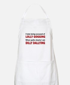 LOLLY GOGGING Apron