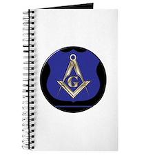 Freemasons Thin Blue Line Journal
