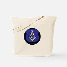 Freemasons Thin Blue Line Tote Bag