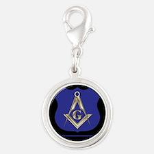 Freemasons Thin Blue Line Charms