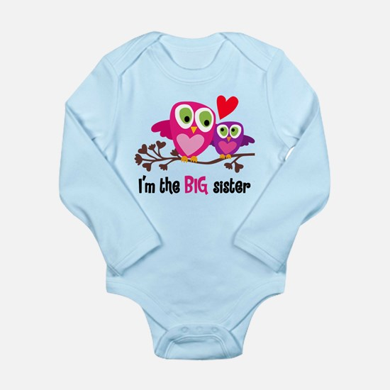 Big Sister Owl Body Suit
