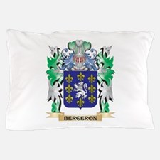 Bergeron Coat of Arms - Family Crest Pillow Case