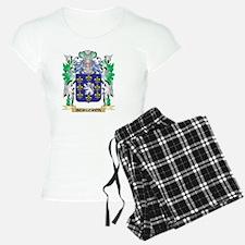 Bergeron Coat of Arms - Fam Pajamas