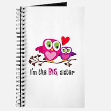 Big Sister Owl Journal
