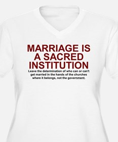 Marriage Is Sacred T-Shirt