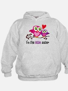 Little Sister Owl Hoodie