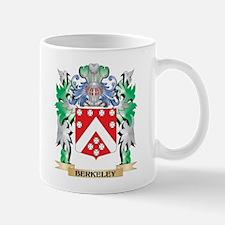 Berkeley Coat of Arms - Family Crest Mugs
