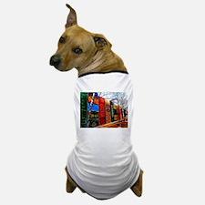 Block of Books! Dog T-Shirt